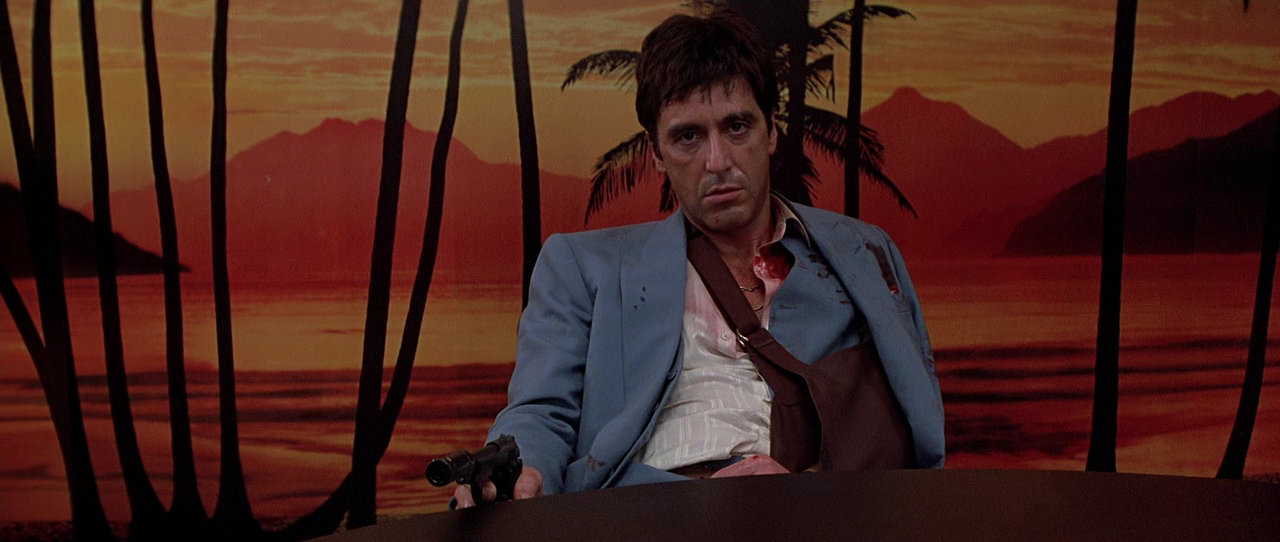scarfae thesis Scarface analysis essay  scarface is the tale of tony montana and his journey through his new life in america in the early 80's cuban immigrant movement the .